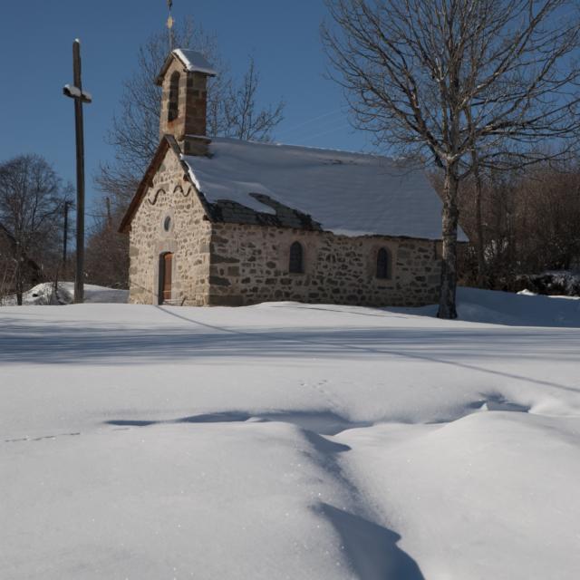 Chapelle de Chaillolet