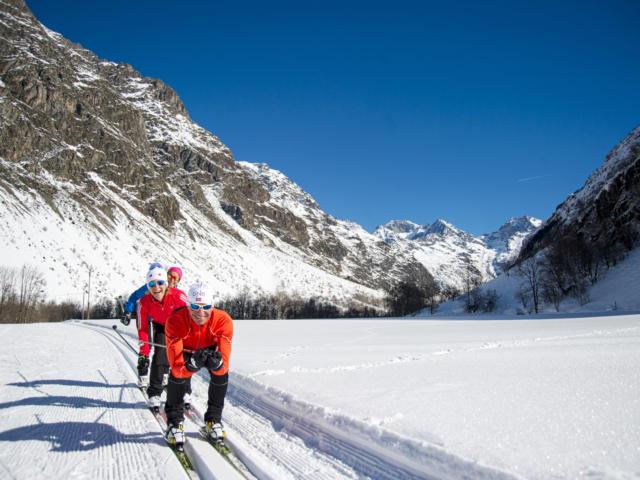 Ski De Fond Valgaudemar