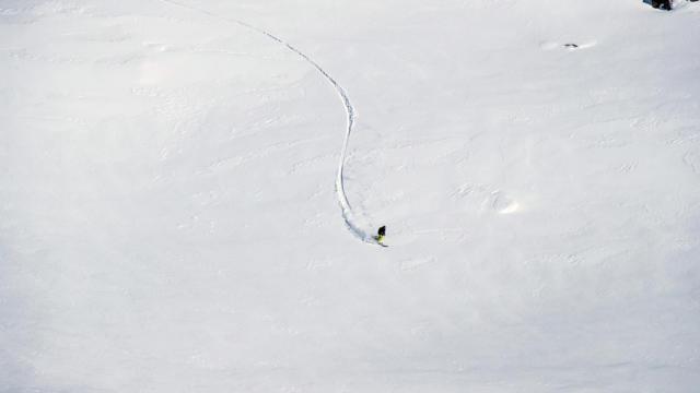 Telemark en randonnée dans le Champsaur