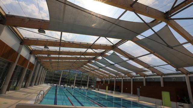 Agence Urope Centre Aquatique Saint Bonnet 17