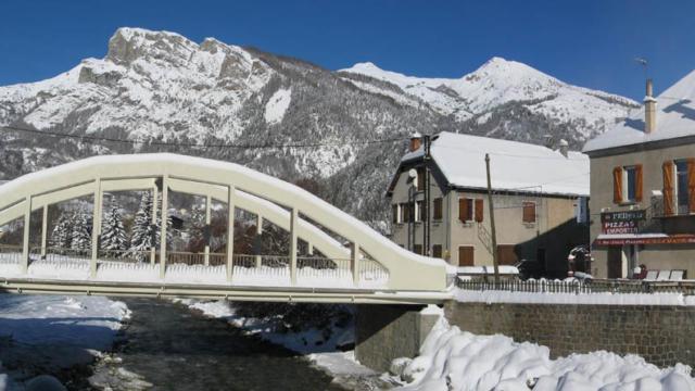 Da Village Pont Du Fosse Hiver