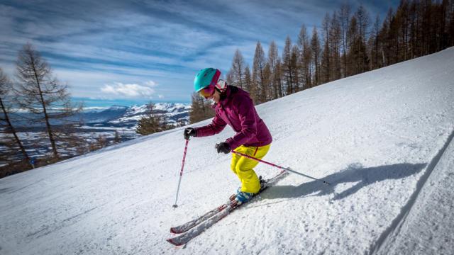 Journée ski à Chaillol
