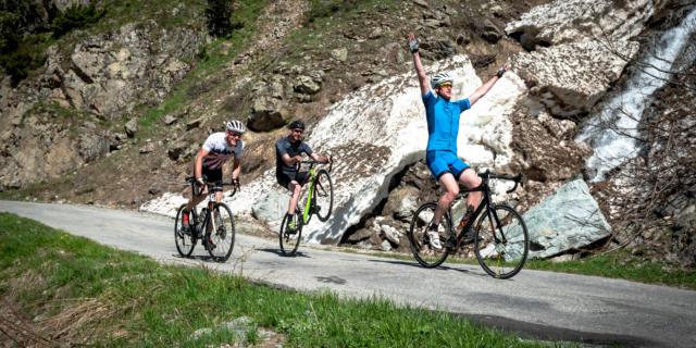 Rf Vélo En Champsaur 35