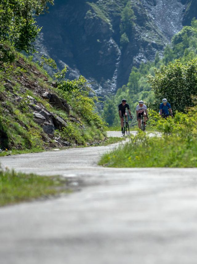 Vélo en Champsaur