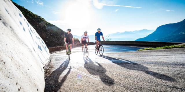 Vélo au col du Noyer En Champsaur