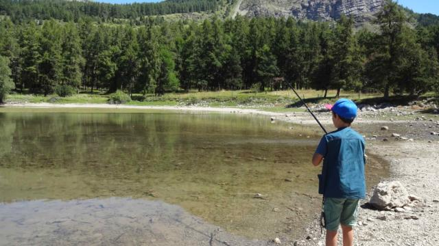 Pêche au Lac de Barbeyroux