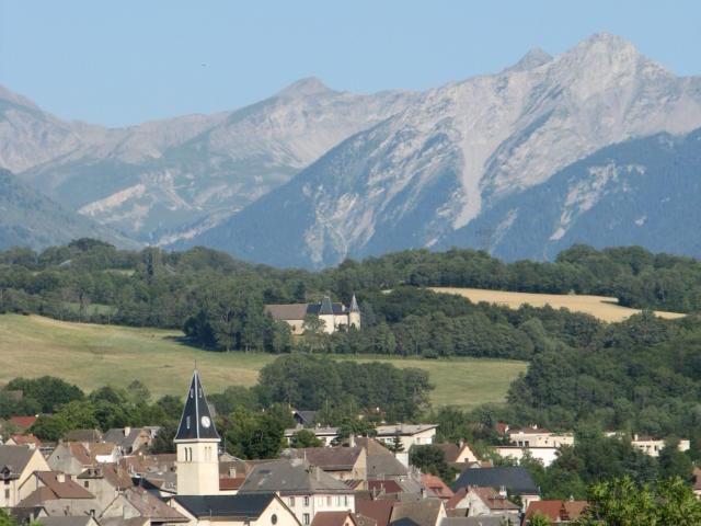 Bourg de Saint Bonnet-en-Champsaur