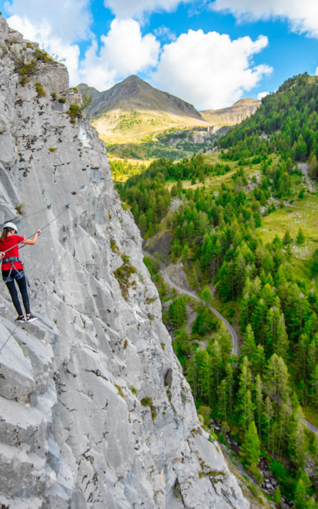 Via Ferrata d'Ancelle7