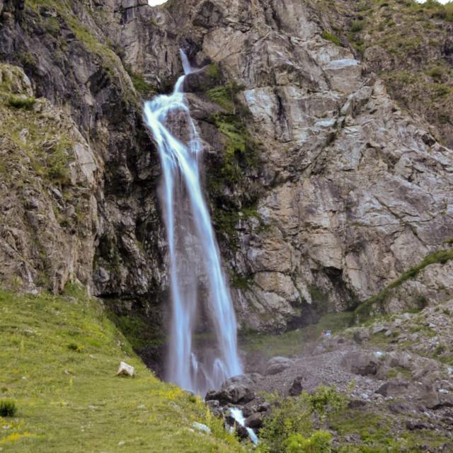 Cascade dans le Valgaudemar