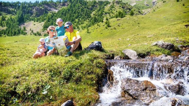 Randonnée au Saut du Laire, Champsaur Valgaudemar