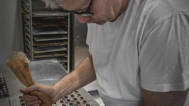 Chocolatier Thierry Siat vallée du Valgaudemar